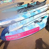 Bayaroma supports local events - Paddle out for Whales